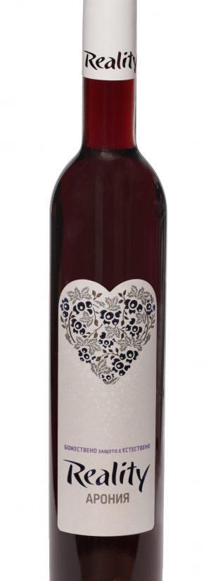REALITY АРОНИЯ & red wine