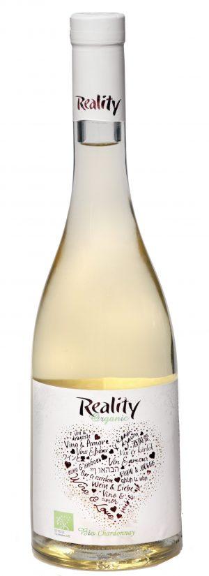 Reality – Вино & Любов Шардоне 2020 ORGANIC